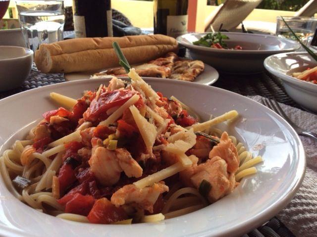 axa 2016 big bowl lobster pasta